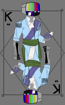 Prince Robot IV -- King of Spades