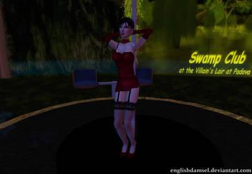Pole Dancer by EnglishDamsel