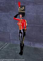 Soldier Doll by EnglishDamsel