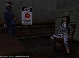 Prisoner Interrogation by EnglishDamsel