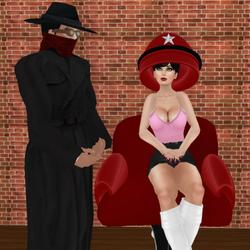 CosmicStarOwner's Hypnotizing Salon