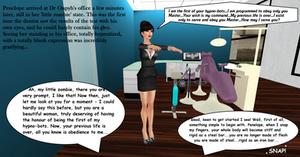 Penelope and the Evil Dentist - Part V