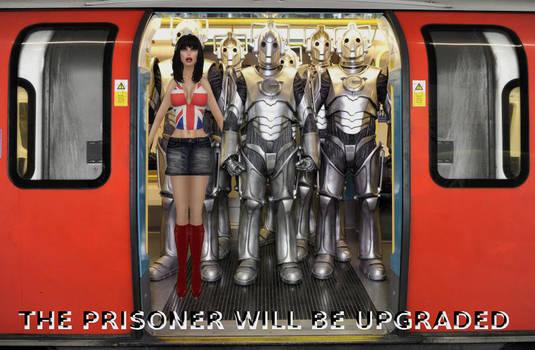 Prisoner of the Cybermen