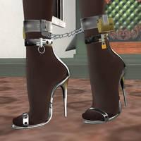 Shackles and Metal Heels