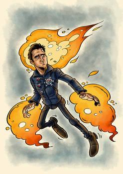 Robbie Firestorm