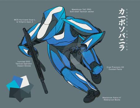 Xenith Tactical Armor 1