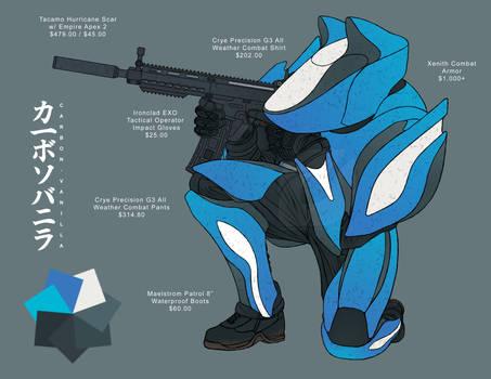 Xenith Tactical Armor 3