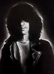 Joey Ramone by krcooke