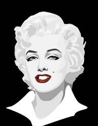 Marilyn by krcooke