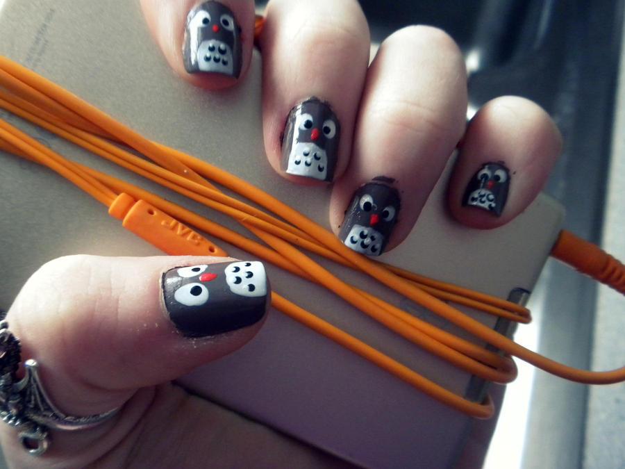 Nail Art 70 by charmedpiper12