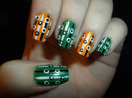 Nail Art 75 by charmedpiper12