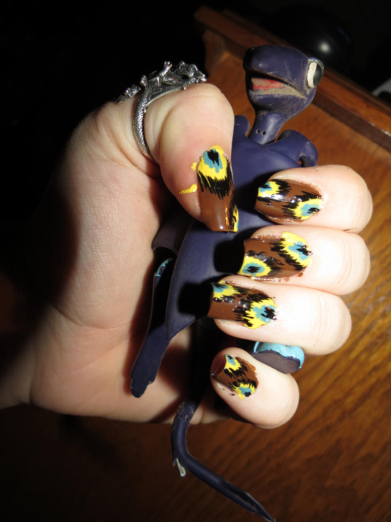 Nail Art 101 Nail Art Designs 2014 Ideas Images Tutorial Step By Step