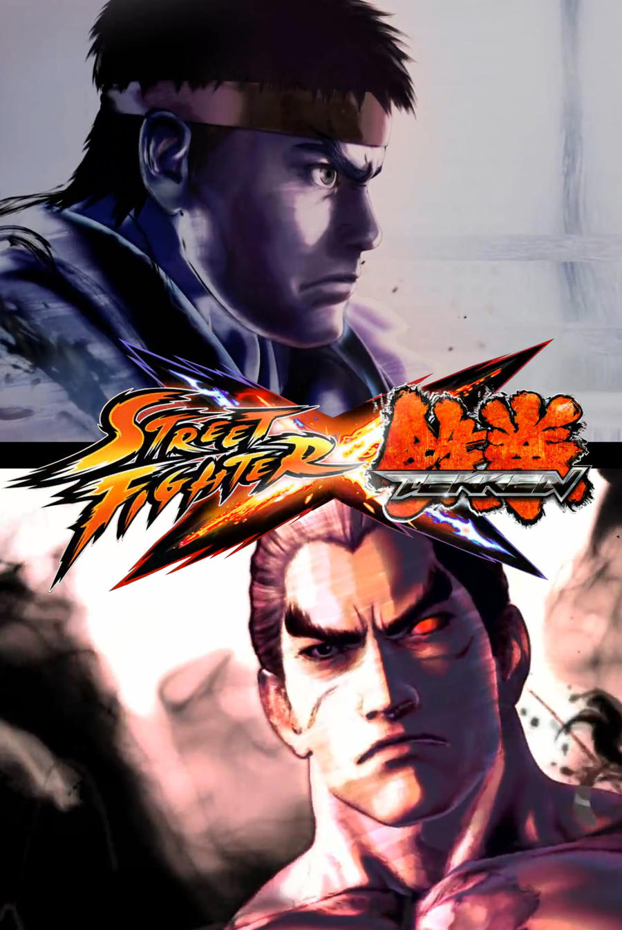 Street Fighter X Tekken Poster by the-real-Payne