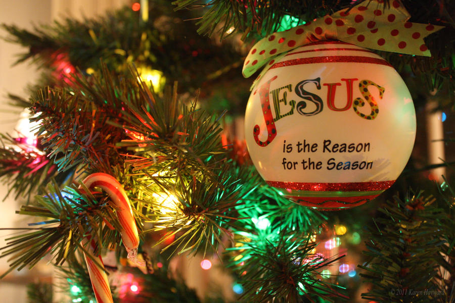 Sunday's Sermon – The Reason for the Season