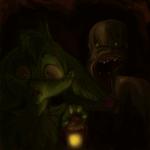 The Dark Descent indeed.. by xNIR0x
