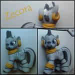 Zecora custom pony