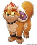 Cat Bowser