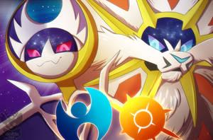 Pokemon Sun and Moon by xNIR0x