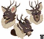 Deerboy times 3
