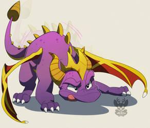 Spyro is redi