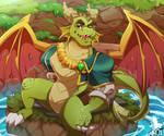 Dragon elder Nestor