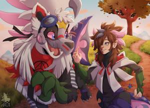 Jasper and Zelgadis