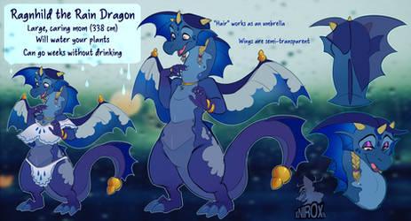Ragnhild the Water Dragon