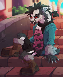Rel the Obstagoon