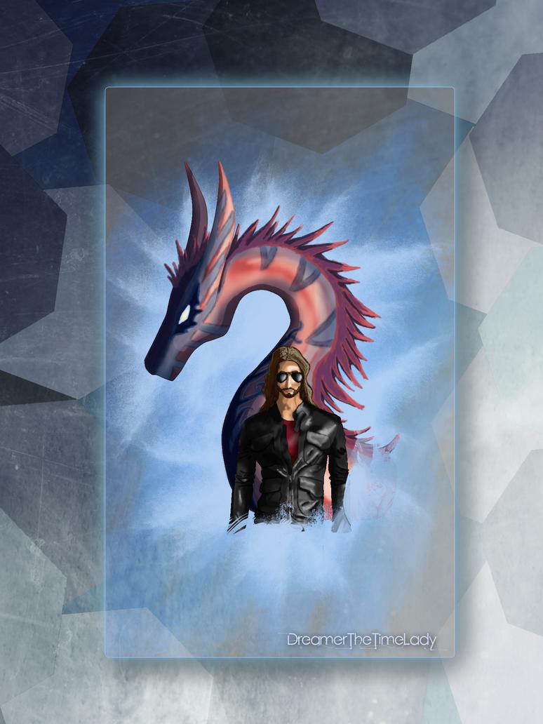 Rider from Heaven by DreamerTheTimeLady