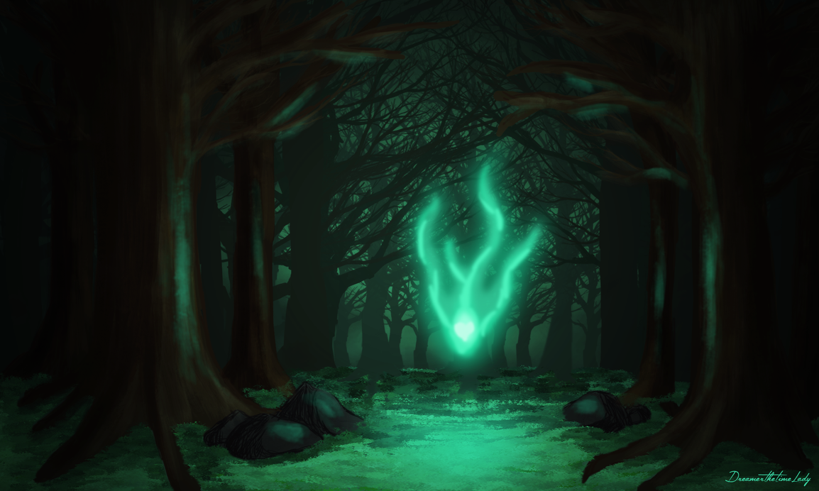 The Heart of The Forest by DreamerTheTimeLady