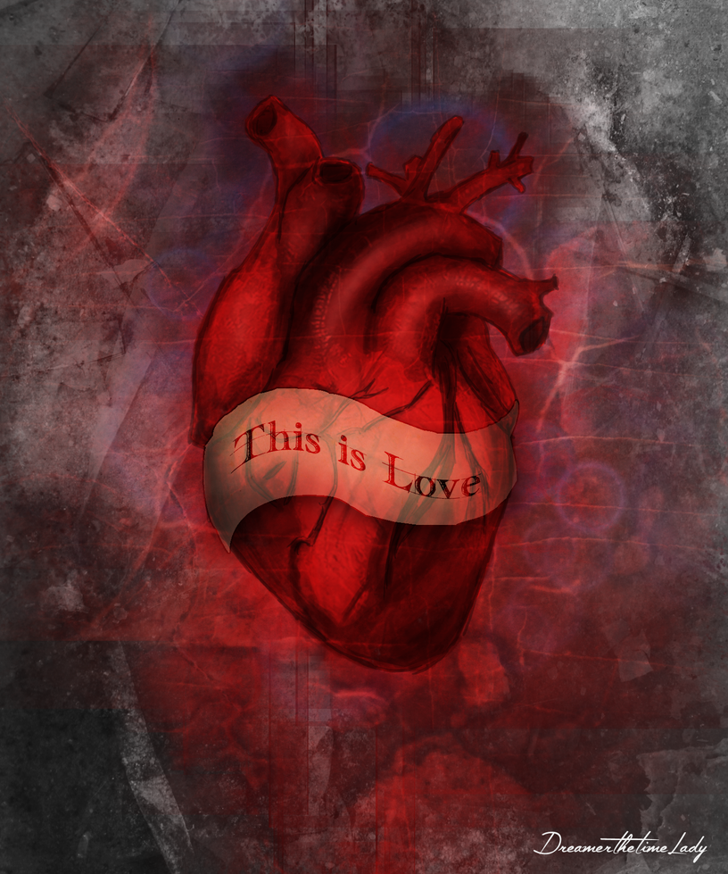 This is Love by DreamerTheTimeLady