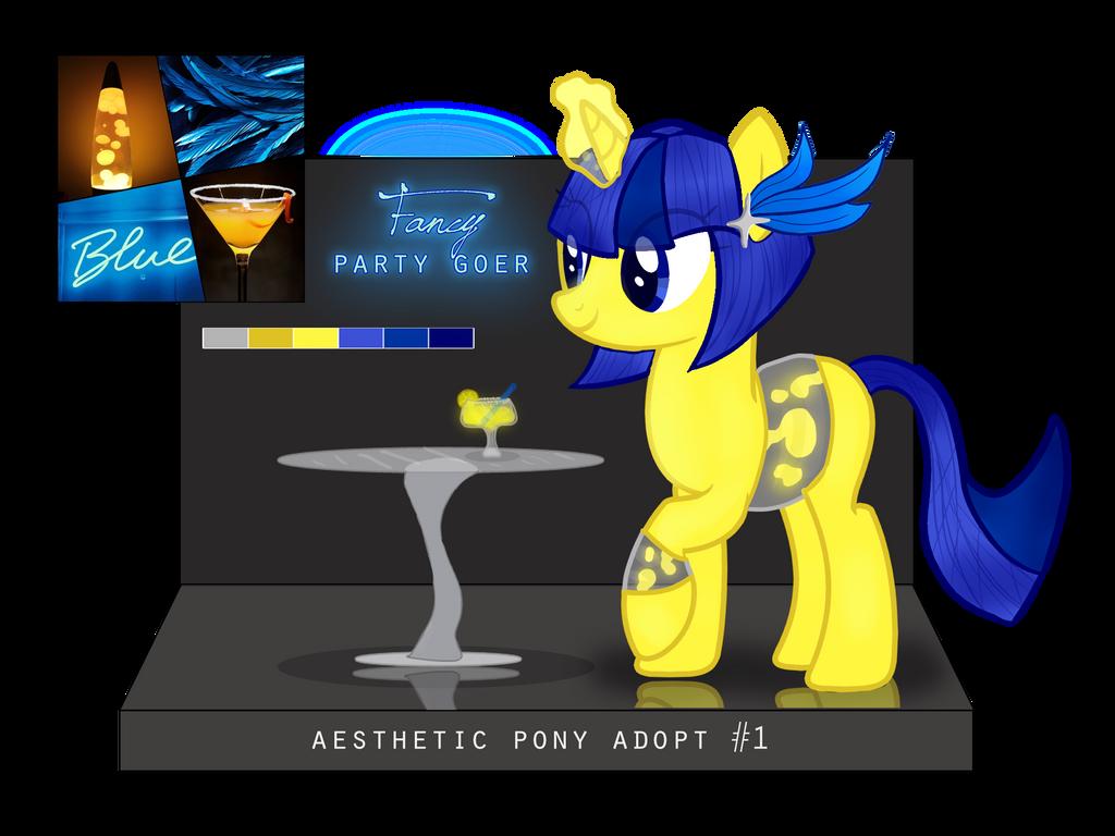 [OPEN] Auction - Fancy Party Goer by DreamerTheTimeLady