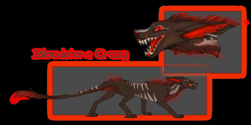 Bloodstone Crazy - Vernid Adopt [CLOSED] by DreamerTheTimeLady