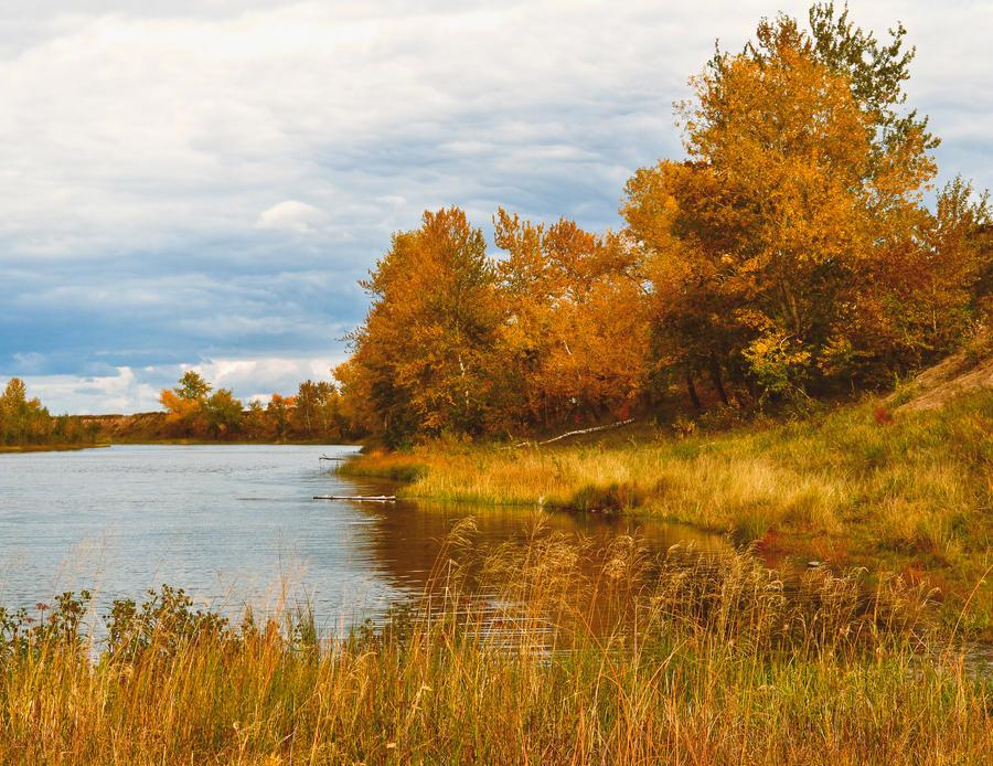 riverside by Tumana-stock