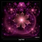 Jungle Nebula by 0-Darkmonk-0