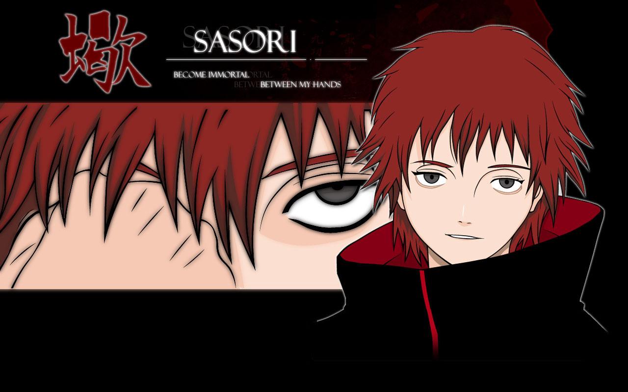 Sasori of the Red Sand サソリ