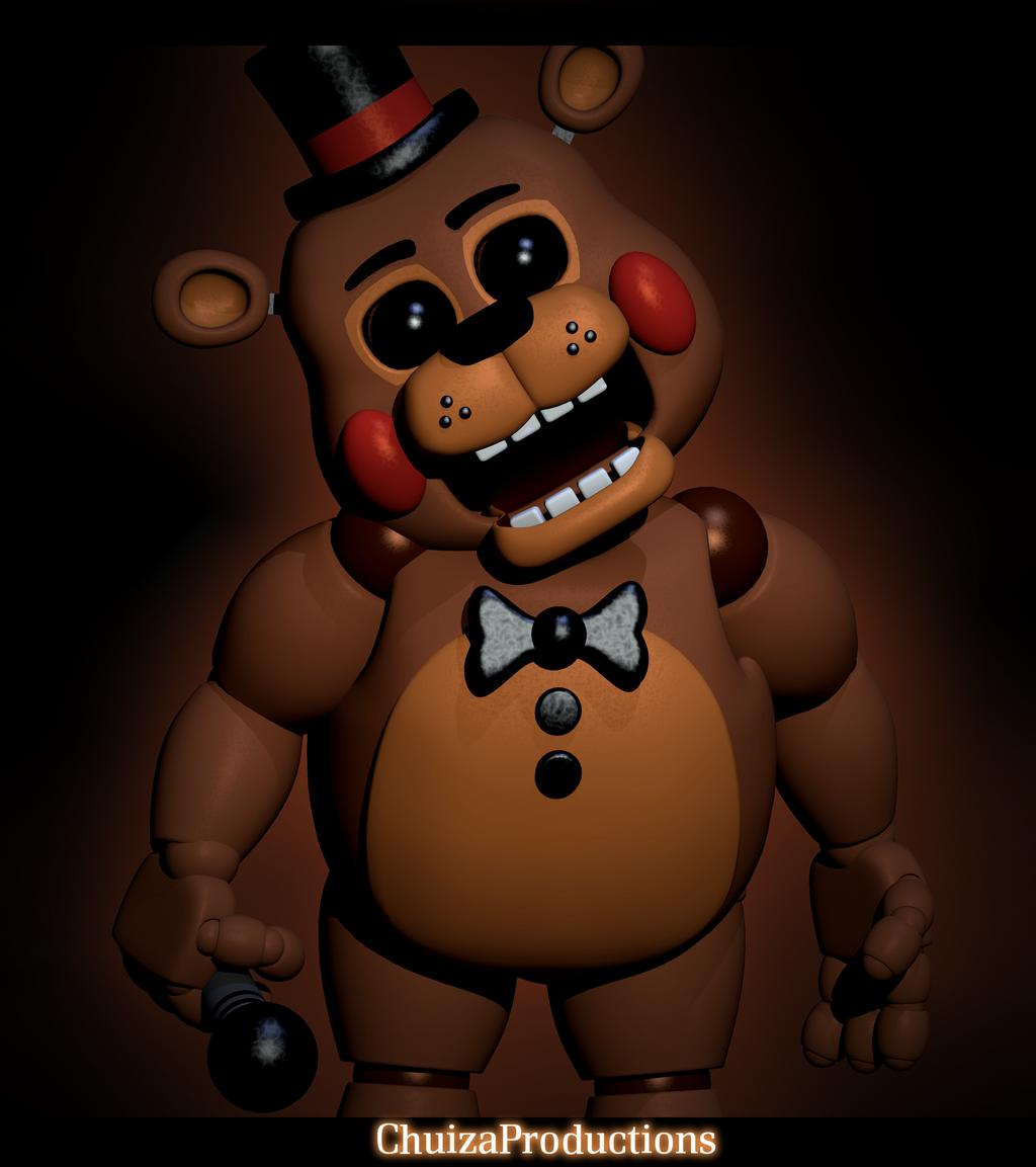 Fnaf 2 Toy Freddy The Toy Freddy - [FNaF...