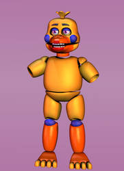 Rockstar Chica Wip 1 by ChuizaProductions