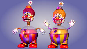 The Clowns! - [FFPS-FNaF 6 Blender] by ChuizaProductions