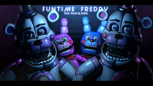 TFM FNaF SL Pack - [Funtime Freddy Showcase] by ChuizaProductions