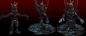 Molten Freddy FullBody - [FNaF 6 FFPS]
