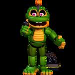Happy Frog FullBody - [FNaF 6 FFPS]