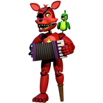 Rockstar Foxy FullBody! - [FNaF 6 FFPS] by ChuizaProductions