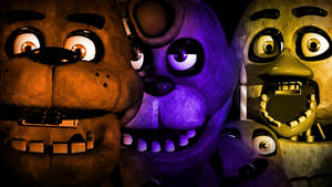 FNaF 1 Gang Release! - [Blender] by ChuizaProductions