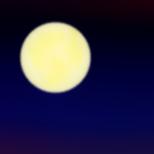 Moonlit Night by DrawnArtist