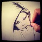 Fashion Illustration by Myriam El Jerari