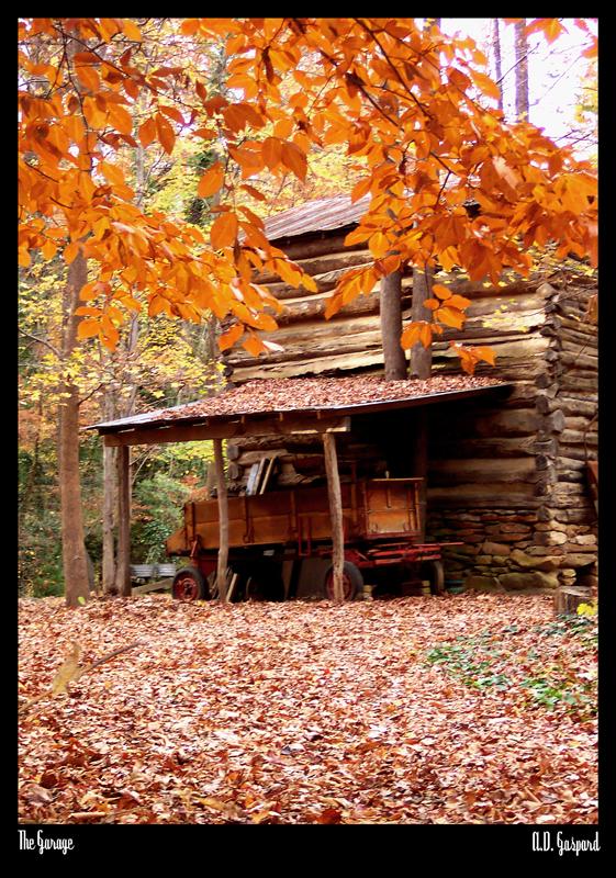 The Garage by AutumnLyric