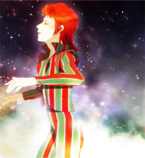 Ziggy Stardust by kadakin