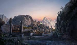 Dead villages