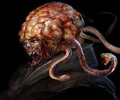 Snake brain by Guang-Yang